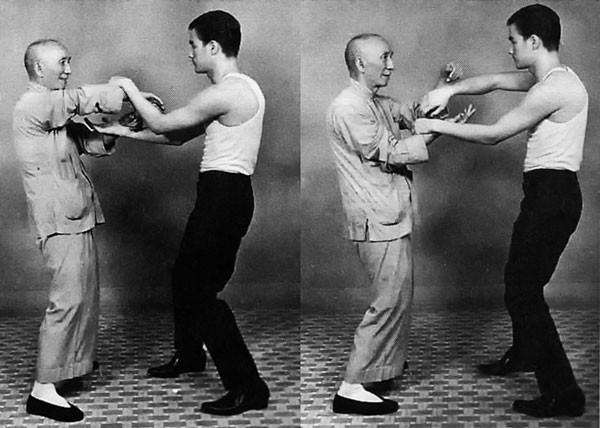 Ip-Man-Bruce-Lee-Chi-sao-Wing-Chun-Paris